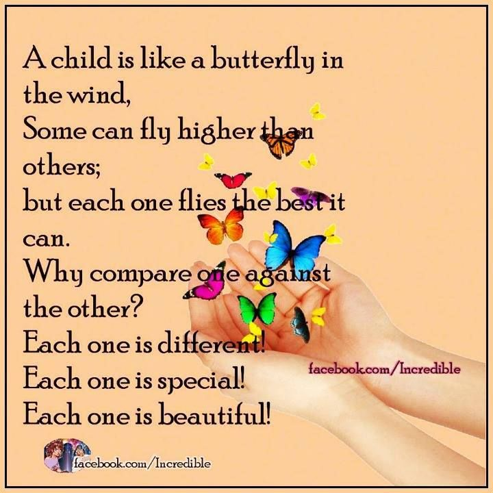 A Child Is Like A Butterfly In The Wind Pictures, Photos