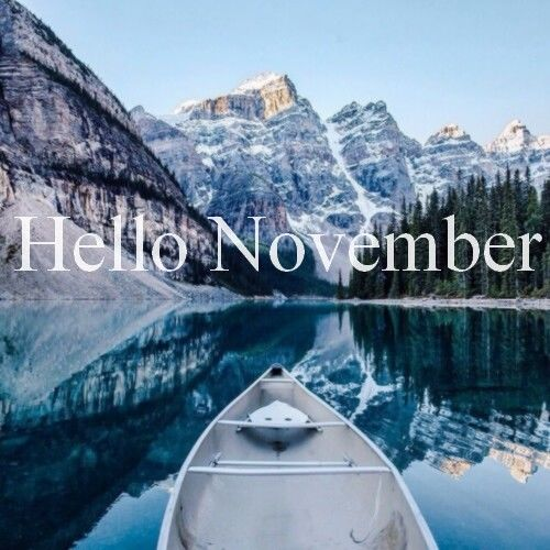 Hello November Winter Pictures Photos And Images For