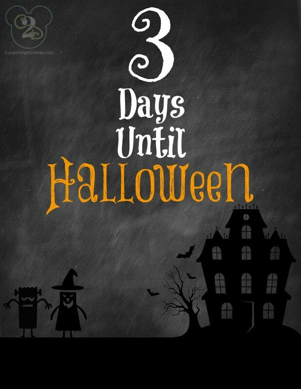 3 Days Until Halloween Pictures, Photos, and Images for Facebook ...