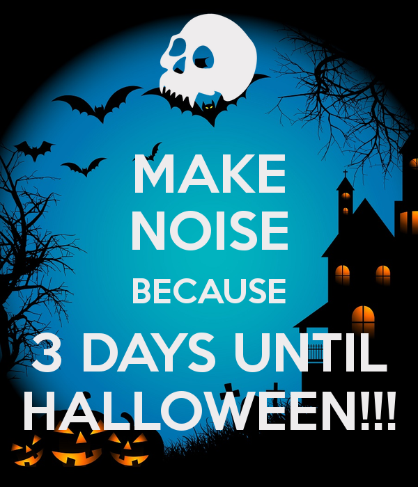 Only 3 Days Until Halloween Pictures, Photos, and Images for ...