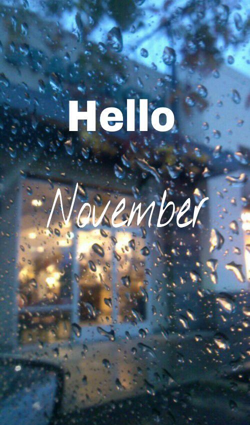 Good Morning Love Greetings Hello November Picture...