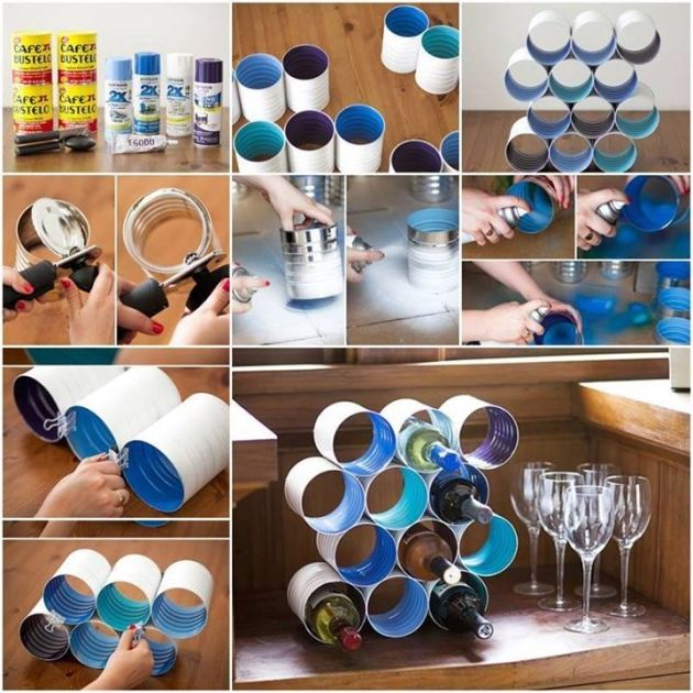 How To Make Your Own Wine Bottle Holder Pictures Photos
