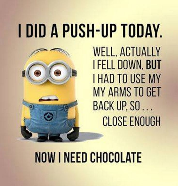 Now I Need Chocolate Minion Quote Pictures, Photos, and Images for ...