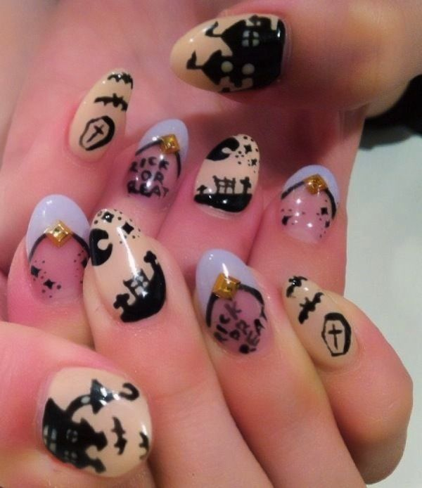 Pretty Nails For Halloween Pictures, Photos, and Images ...