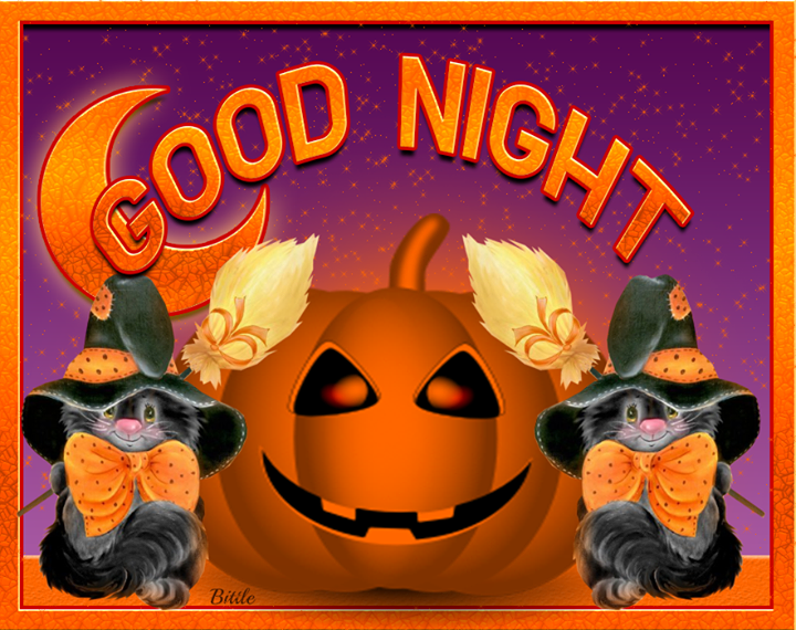 Halloween Good Night Pictures, Photos, and Images for Facebook, Tumblr, Pinte...