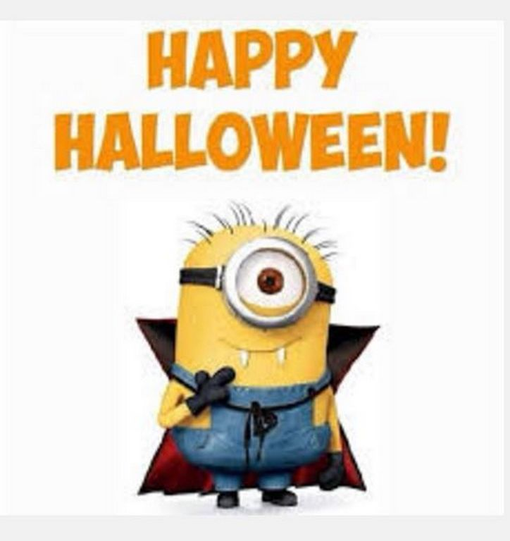 Happy Halloween Quotes Funny: Happy Halloween Minion Pictures, Photos, And Images For