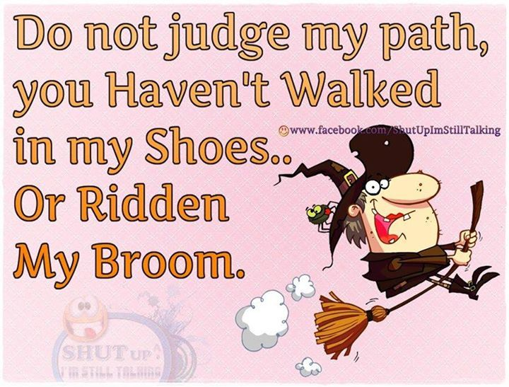 Do Not Judge My Path Halloween Quote Pictures, Photos, and Images for Faceboo...