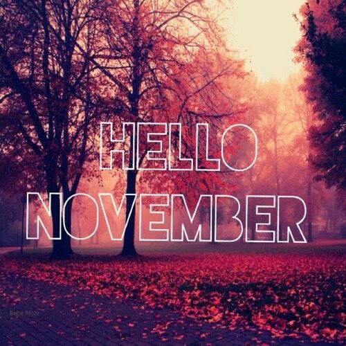 hello november itsnasb - photo #8