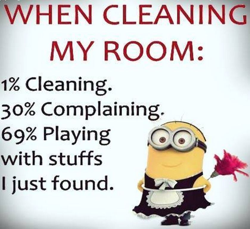 Funny Memes For November : When cleaning my room pictures photos and images for