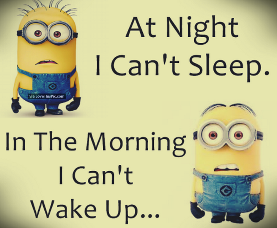 Jokes That Are Funny: Cant Sleep At Night Cant Wake In The Morning Pictures