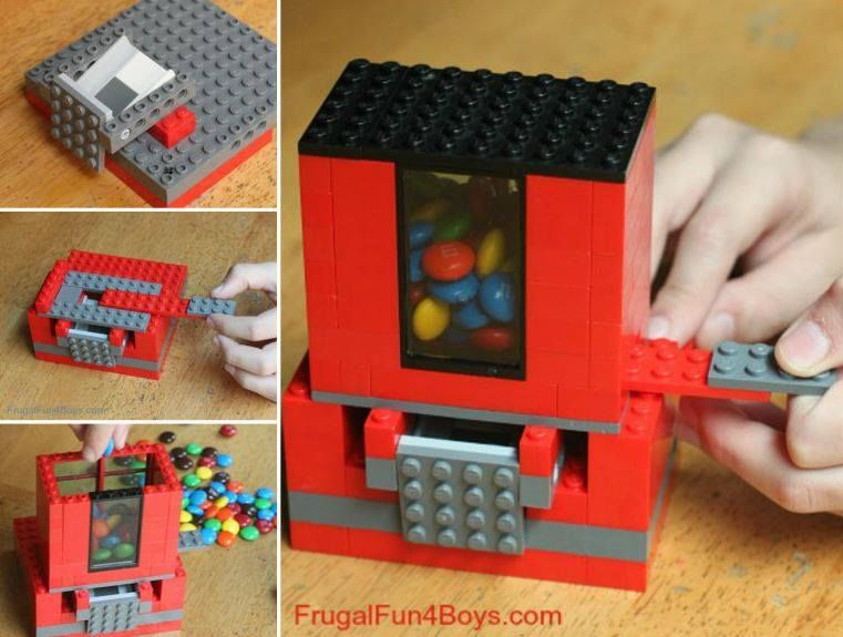 Lego Candy Dispenser Pictures Photos And Images For