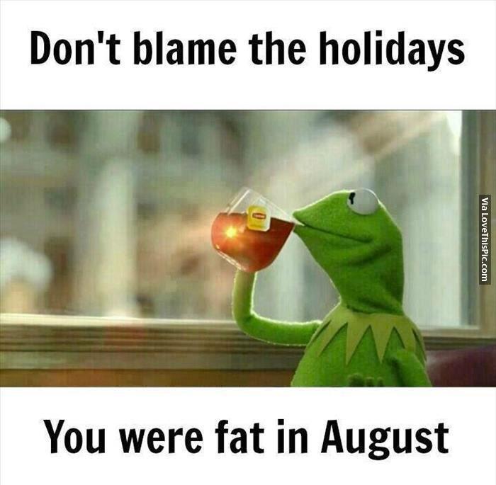 Fat Holiday 86