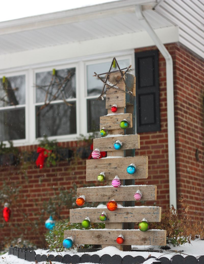 Pallet Christmas Tree Pictures, Photos, and Images for Facebook ...