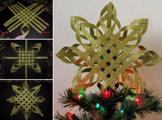 Woven Paper Christmas Star Pictures Photos And Images For Facebook