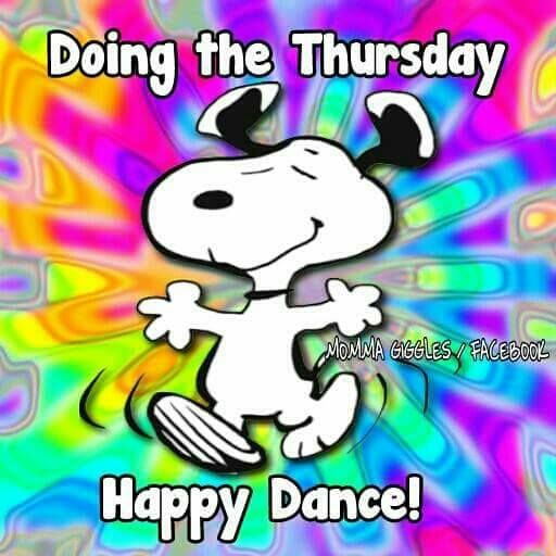Doing The Thursday Happy Dance Pictures Photos And Images For