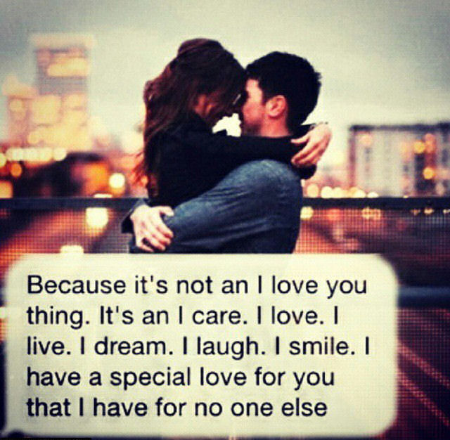 Special Love Quotes A Special Love Just For You Pictures, Photos, and Images for  Special Love Quotes