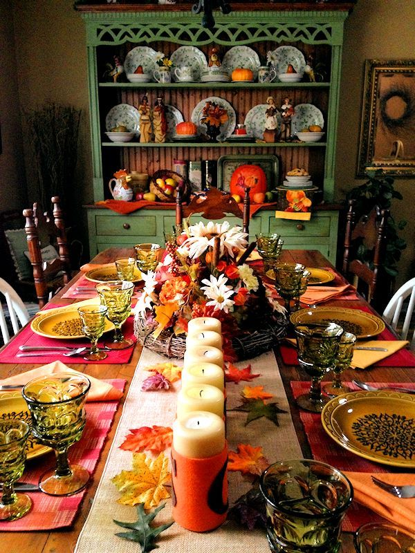 Beautiful Thanksgiving Dining Room Pictures Photos and  : 212215 Beautiful Thanksgiving Dining Room from www.lovethispic.com size 600 x 800 jpeg 144kB