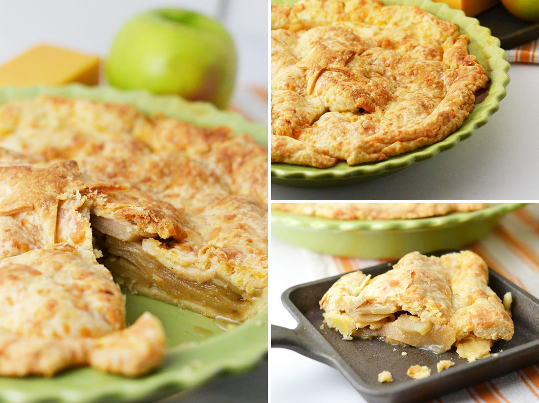 Apple Pie With Cheddar Crust Pictures, Photos, and Images for Facebook ...