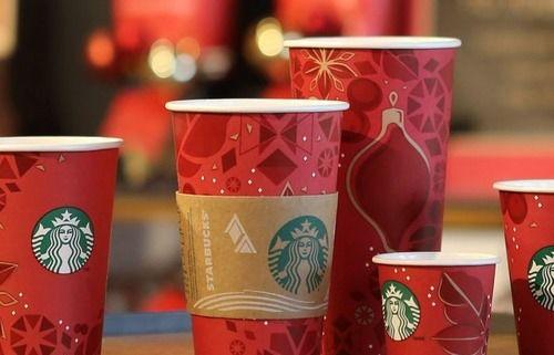 starbucks christmas cups - Starbuck Christmas Cups