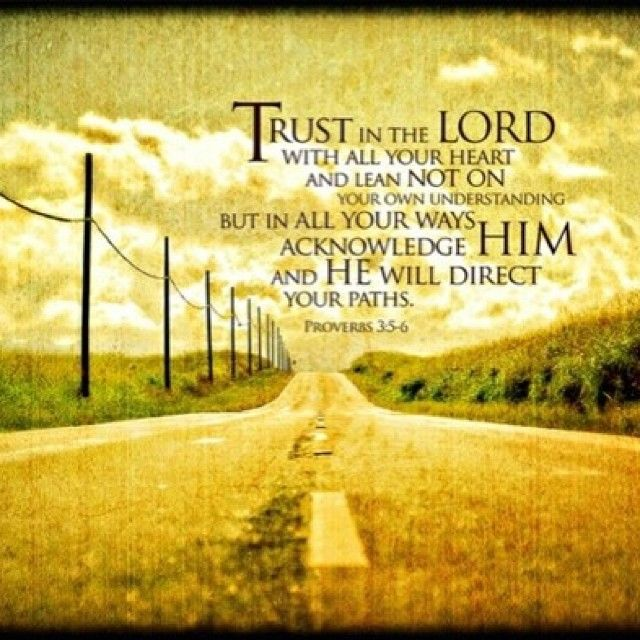 Trust In The Lord Pictures, Photos, and Images for Facebook, Tumblr ...
