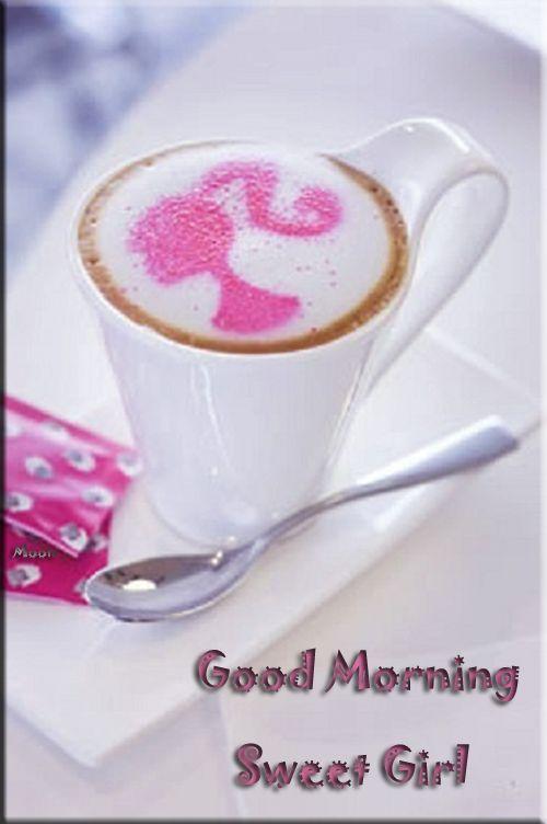 good morning msg for girl