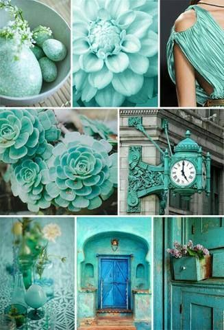 Green Blue Collage Pictures Photos And Images For