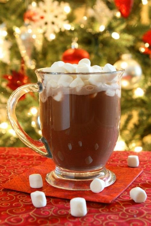 Mug Of Marshmallow Hot Chocolate Pictures Photos And