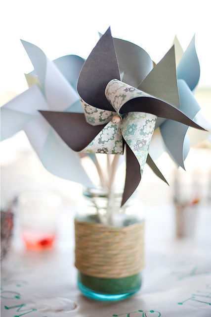 Pinwheel Centerpiece Pictures Photos And Images For
