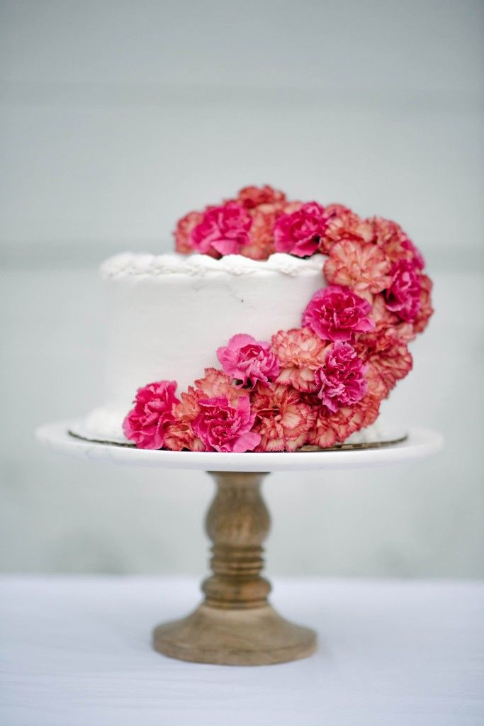 Fresh Floral Cake Topper Pictures Photos And Images For