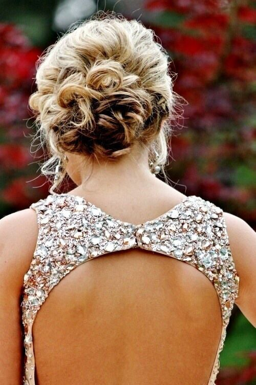 Prom Hair Updo Pictures Photos And Images For Facebook Tumblr