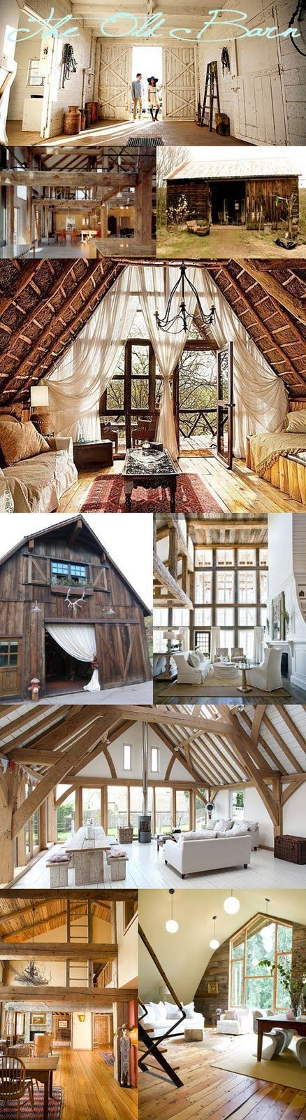 Old Barn Converted Into A Home Pictures Photos And