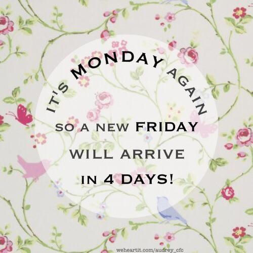 Happy Days Are Here Again Quotes: It Is Monday Again Pictures, Photos, And Images For