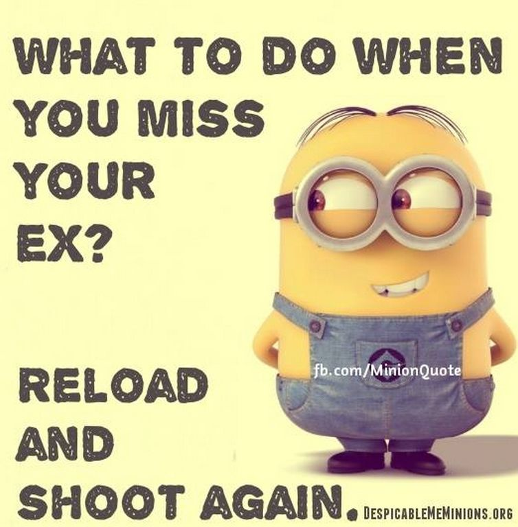 Funny Quotes About Relationships: Funny Minion Quote About Relationships Pictures, Photos