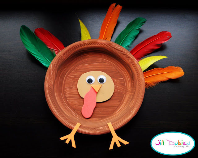 Paper Plate Turkey Craft & Paper Plate Turkey Craft Pictures Photos and Images for Facebook ...