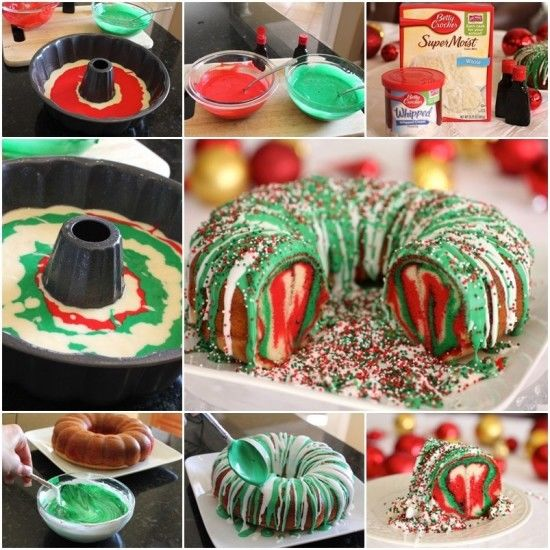 Christmas Wreath Cake Pictures Photos And Images For