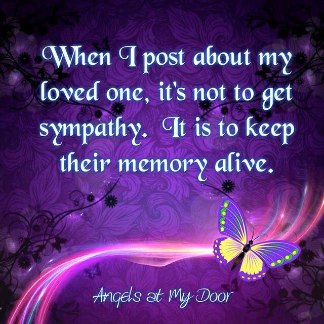 Keeping The Memory Of My Loved Ones ALive Pictures, Photos