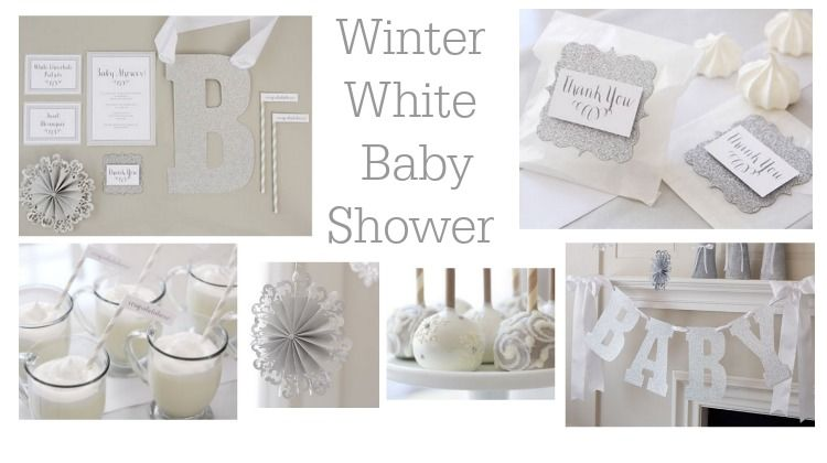 winter white baby shower pictures photos and images for facebook