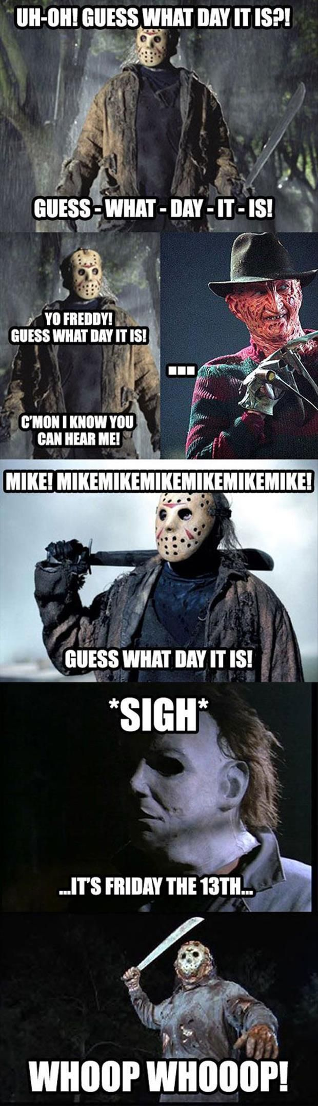 Funny Friday The 13th Quote Pictures, Photos, and Images ...