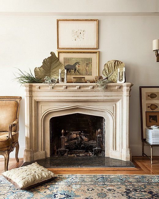 Fireplace With Mantel - Fireplace With Mantel Pictures, Photos, And Images For Facebook