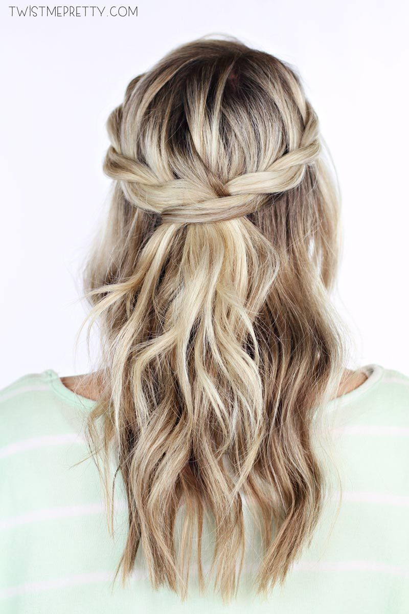 Braids Hairstyles Tumblr Twisted Crown Braid Pictures Photos And Images For Facebook