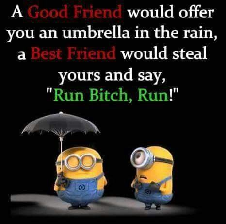 Quotes About Good Friends | A Good Friend Minion Quote Pictures Photos And Images For Facebook