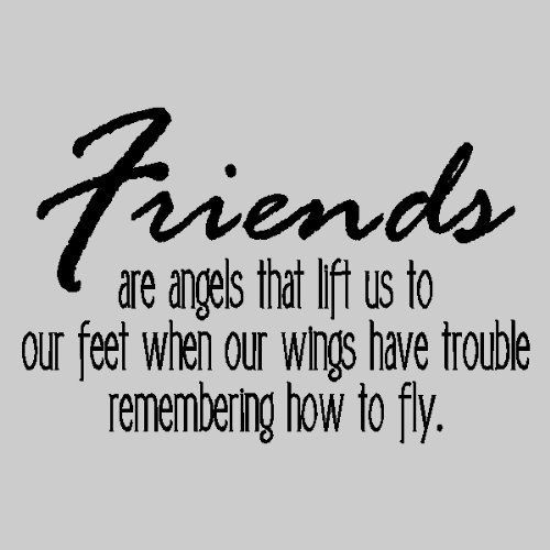 Friends Are Angels Pictures, Photos, and Images for Facebook