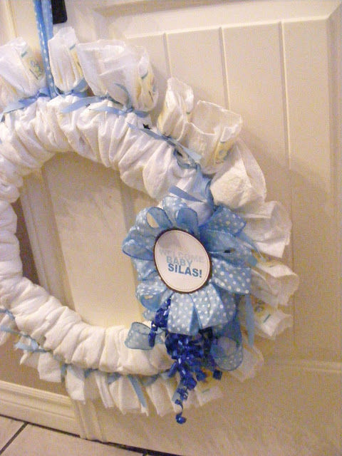 baby shower diaper wreath pictures photos and images for facebook