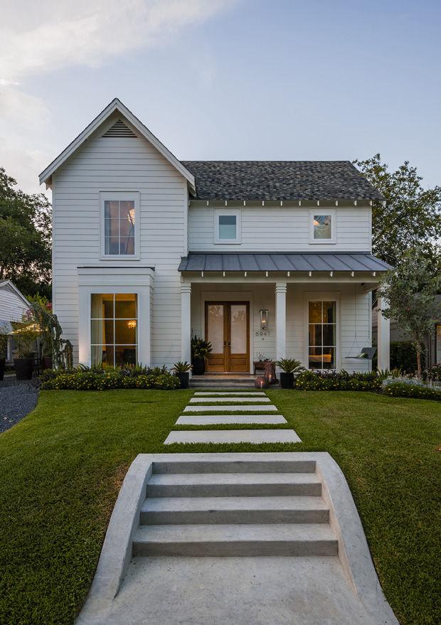214729 Modern Farmhouse - 24+ Small Modern House Design Pinterest Gif