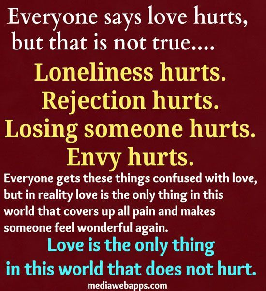 Everyone Says Love Hurts Pictures, Photos, And Images For