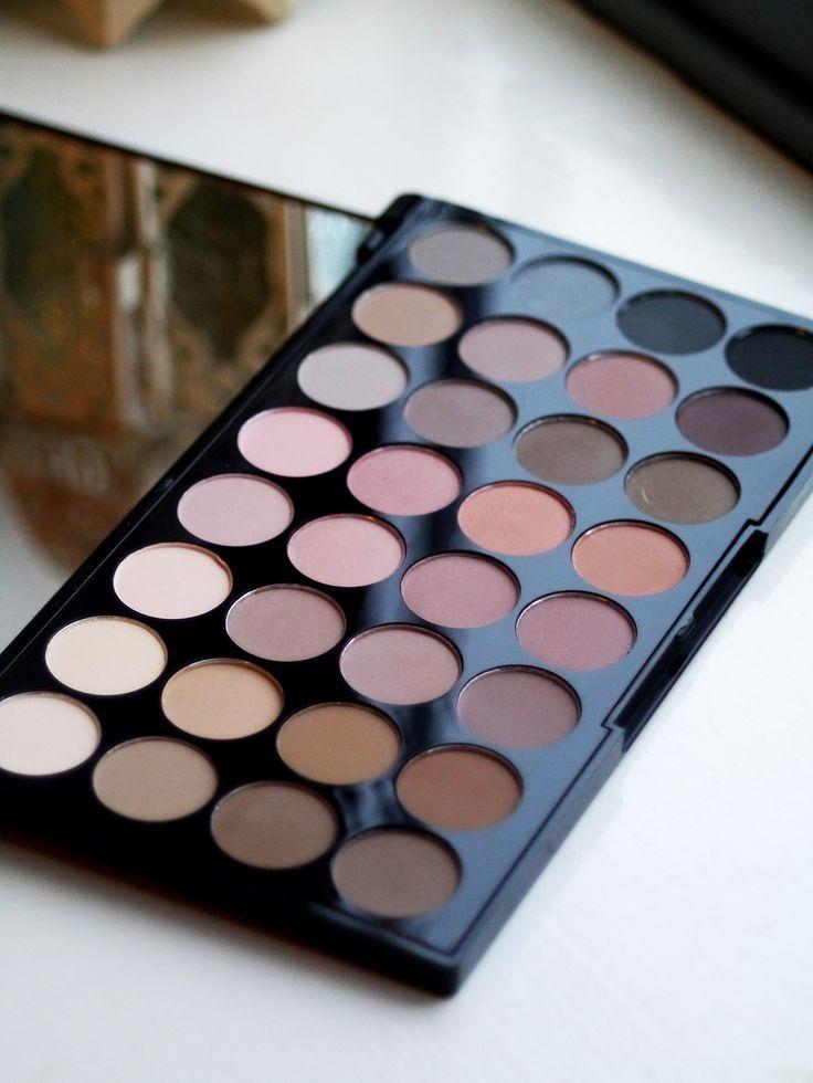 makeup revolution flawless matte eyeshadow palette. Black Bedroom Furniture Sets. Home Design Ideas