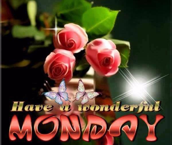 have a wonderful monday