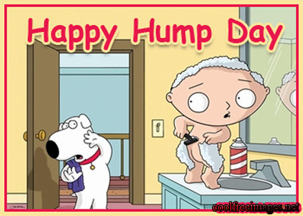 Great Family Guy Wednesday Hump Day Quote
