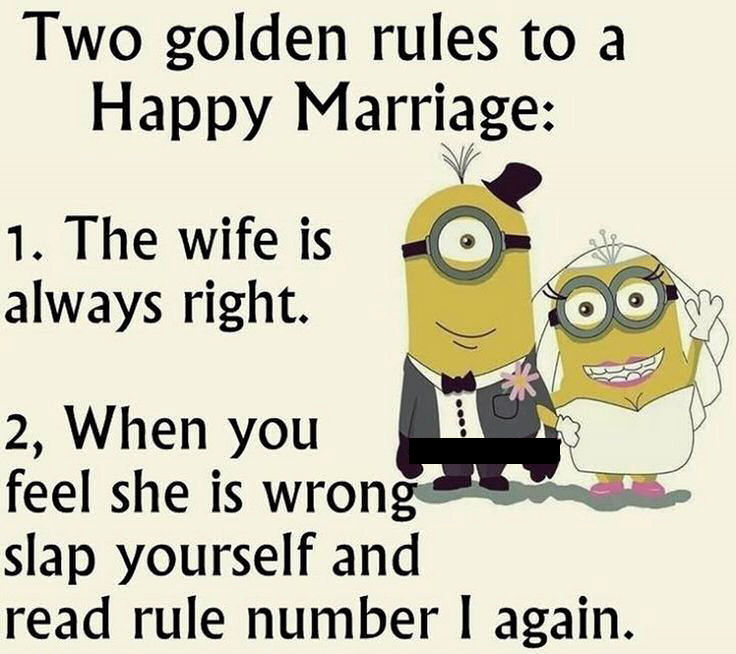 Funny Wedding Anniversary Quotes: Golden Rules For A Happy Marriage Pictures, Photos, And