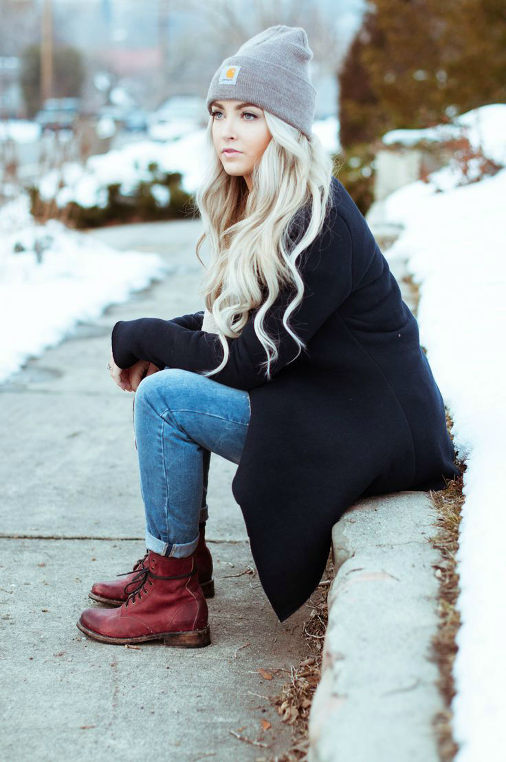 Casual Winter Outfit Pictures, Photos, and Images for Facebook ...